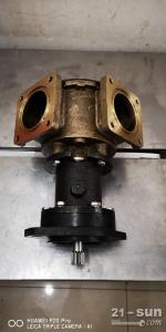 康明斯KTA38船用发动机专用海水泵3866609