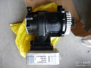 康明斯QSX15发动机进口空压机3103413/3104216特雷克斯矿车