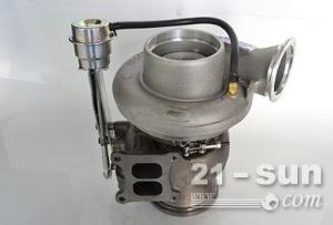 特雷克斯TR60矿车增压器5321612康明斯QSK19电喷发动机