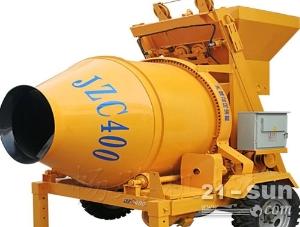 河南畅路JZC400滚筒搅拌机有多重