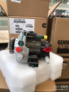 福田欧曼牵引车燃油泵4327066康明斯ISG发动机