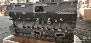 康明斯NTA855-G柴油发电机组原厂气缸体3081283