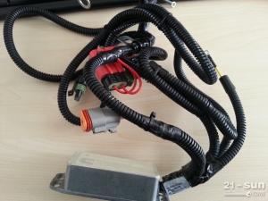 美康进口QSM11线束2864488发动机全车线ISM11