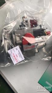 康明斯KTA19-G3发电机组燃油泵3074672发动机油泵