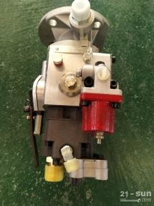 康明斯NT855-C250矿用自卸车发动机油泵3042115