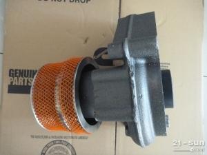邦立CE750-8全液压挖掘机康明斯QSX15发动机水泵4089909