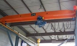 陕西商洛单梁起重机厂家提高产品的技术含量
