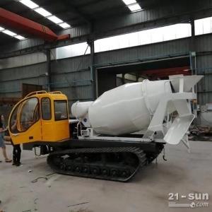全新混凝土搅拌罐车 建筑混凝土运输车