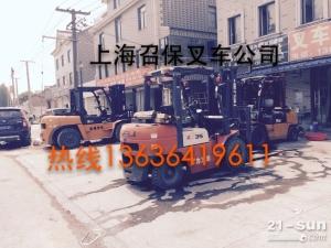 上海市嘉定区叉车出租-电动叉车出租-电瓶叉车出租