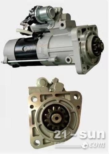 沃尔沃VOLVO挖机配件210B/250D/300D原装启动机20880693现货