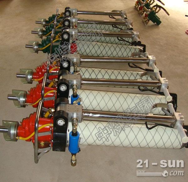 矿用气动锚杆钻机,MQT-110/2.5锚杆钻机