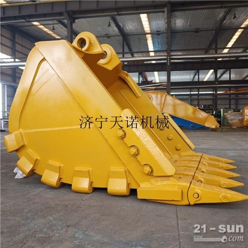 厂家定制挖掘机碎石斗土方斗挖斗欢迎电话咨询