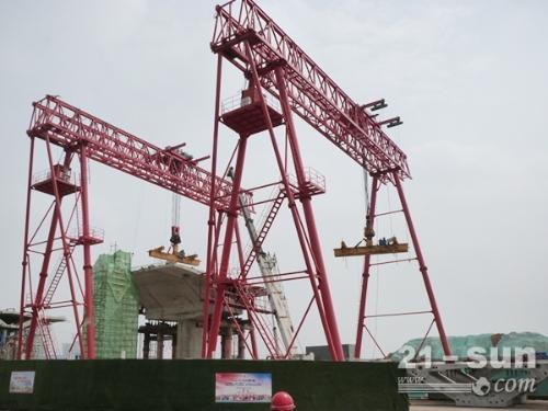 陕西西安20吨龙门吊出租创新设计