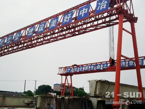 河北石家庄龙门吊租赁完善的组件放心选购