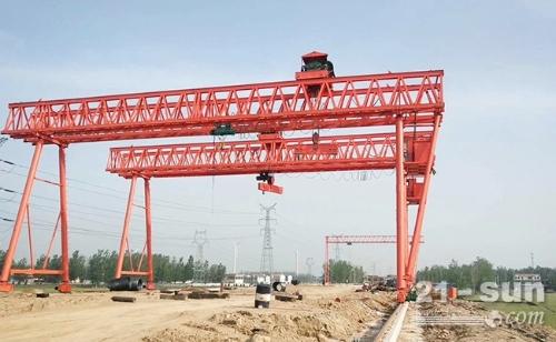 河北保定60吨龙门吊出租满足用户的要求