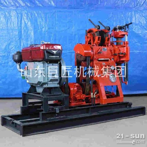 供应岩芯钻机 百米钻机 地质百米钻机100米取芯设备