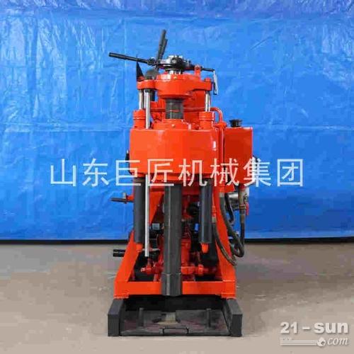 集团热销180米液压钻机,XY-1B液压岩芯钻机价格低