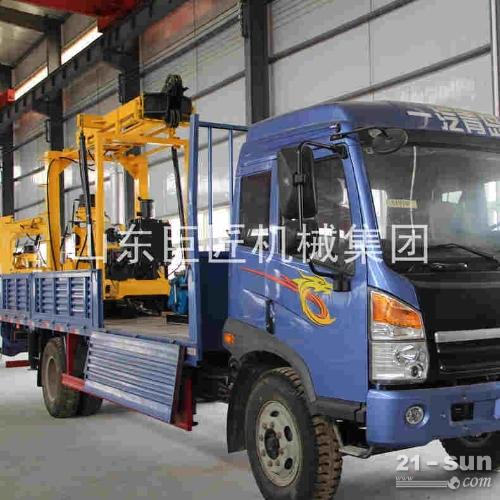 厂家直XYC-3车载式液压岩芯钻机汽车钻机600米钻车