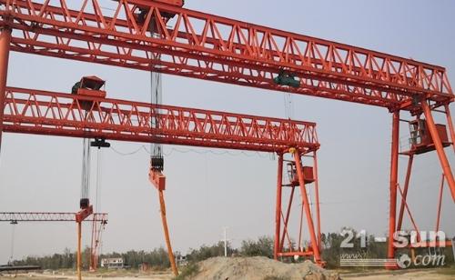 西藏拉萨龙门吊出租20吨选择我们