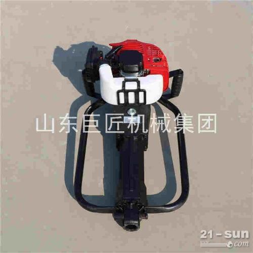 巨匠集团QTZ-1便携式取土钻机 土壤取样钻机