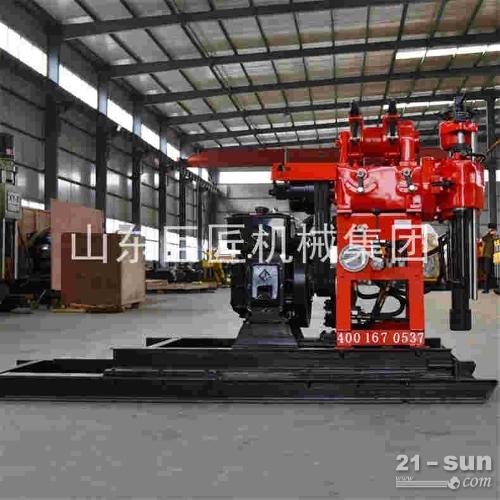 供应HZ-130YY液压打井机 全液压钻机 钻水井钻机直销