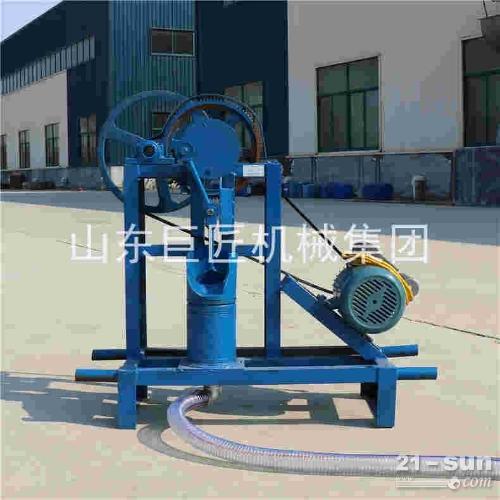 长期供应NXB型内吸泥浆泵 小型反循环钻机配套使用