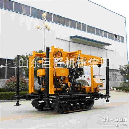 供应履带水井钻机 高支腿打井钻机200米深水井钻机低价