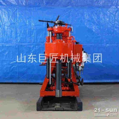 供应150水井钻机 150米液压打井机 百米钻井机操作简单