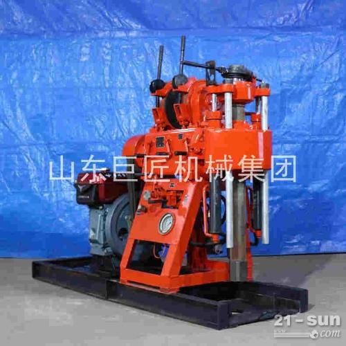 供应液压水井钻机 200米液压钻机快速打井机钻井机