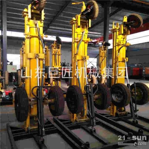 供应气电联动潜孔钻机效率高气动水井钻机多功能