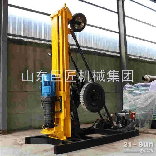 供应气电联动潜孔钻机质量好气动钻井机进尺快