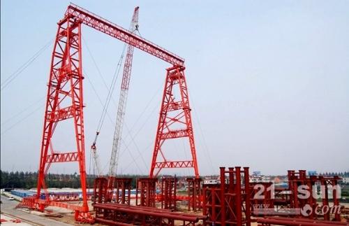 云南昭通45吨龙门吊出租工作精细化