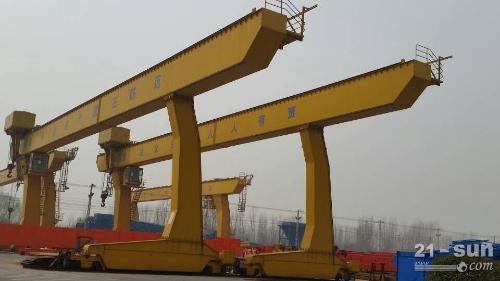 湖南怀化龙门吊出租地铁45跨15吨起重设备