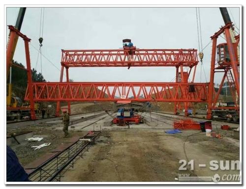 宁夏中卫20吨龙门吊出租厂家直供