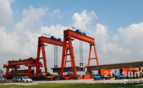 甘肃兰州龙门吊出租20吨电动优质产品