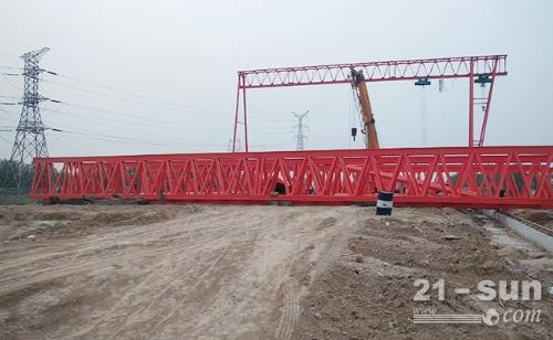 浙江宁波15吨龙门吊出租安装一体服务
