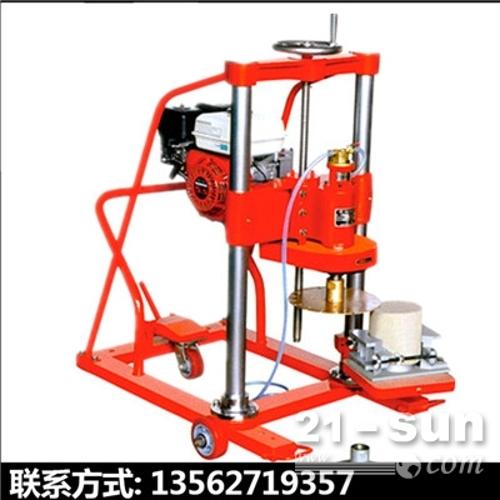 HZ钻孔取芯机探矿钻机全液压探矿取芯钻机
