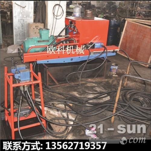 掘进专用钻机ZYJ单体液压钻机