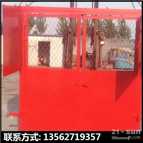 井下防火栅栏门1.4*1.6防火栅栏两用门