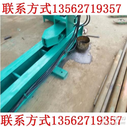 电动液压锚杆调直机螺纹钢锚杆调直机