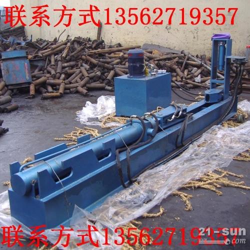 MTZ-1锚杆调直机液压锚杆整形机