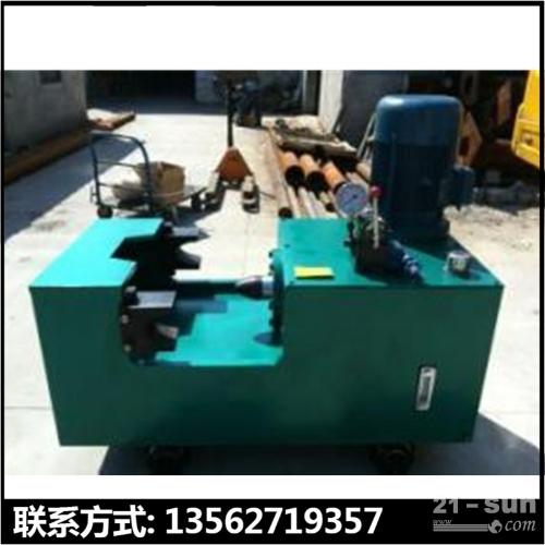 安全型液压校直机U型钢液压校直机
