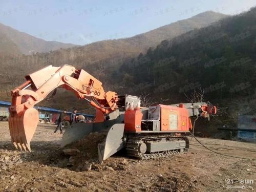 煤矿用扒渣机性能特点及应用