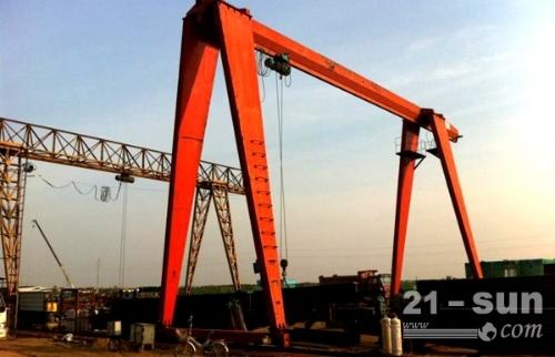 广西南宁龙门吊出租45吨外旋龙门吊厂家
