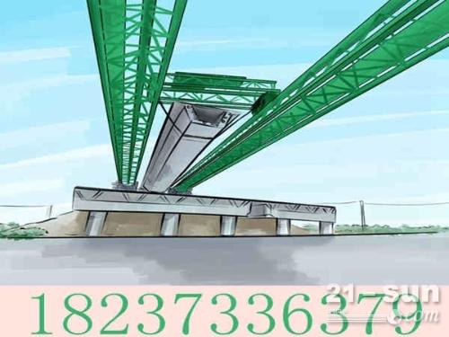 甘肃定西架桥机公司每日照常检查