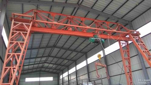 贵州贵阳龙门吊出租80吨龙门吊生产不易多保养