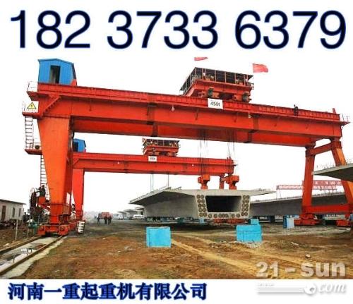 贵州六盘水龙门吊厂家冬季注意冰雪清扫