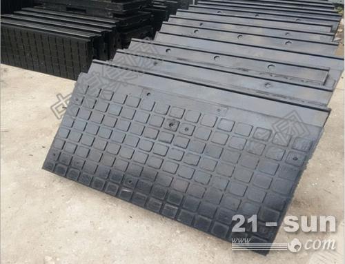 山东中煤桥梁橡胶步行板
