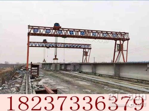 青海黄南龙门吊厂家主要技术描述
