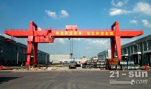 贵州六盘水龙门吊出租27米20吨龙门吊厂家